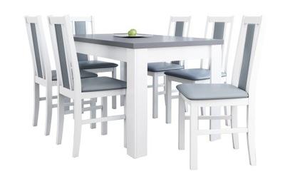 стол 6 стулья стол со стульями, 6 штук стулья