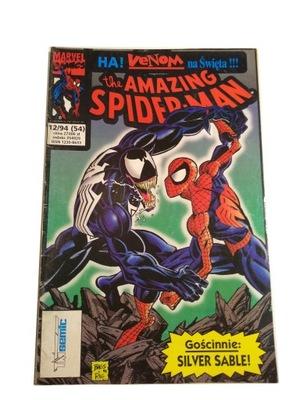 SPIDER-MAN 12/94 stan bdb