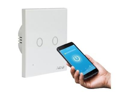 Выключатель света Neo Wi-fi Android Alexa GoogleHome