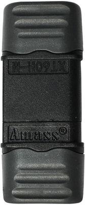 XT60H комплект с оболочками, разъем AMASS, Черный
