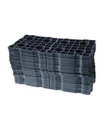 Mriežka trawnikowa 50x50x2,5 cm, 40 Ks LACNÉ PL