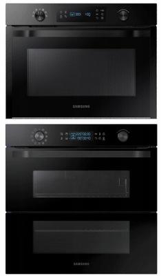 духовка +Микроволновая печь Samsung Dual Flex