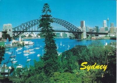 AUSTRALIA - SYDNEY - MOST - OPERA - UNESCO