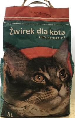 Наполнитель betonitowy натуральный для кота 5Л супер Цена