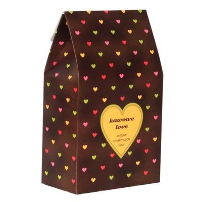 Кофе Love - подарок подарок кофе 10 вкусов