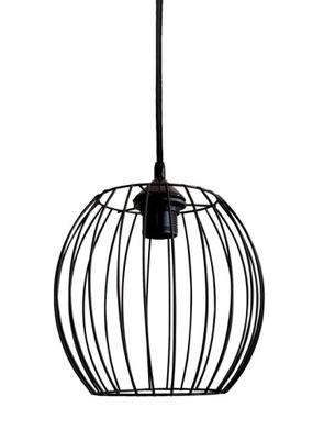 Лампа подвесной светильник потолочные светильники из проволоки ретро чердак шар