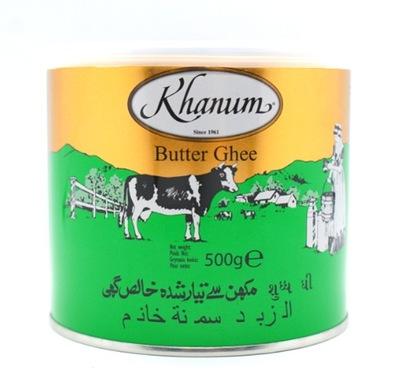 Топленое МАСЛО 500? Khanum Butter Ghee 500?