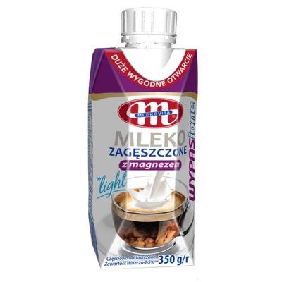 Сгущенное молоко с магнием Light УВТ 350г