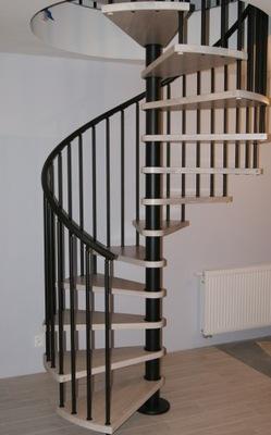 Točité schody, točité KÔRY model Madrid 110 cm