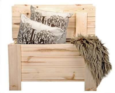 коробка деревянная сундук вещевой лавка
