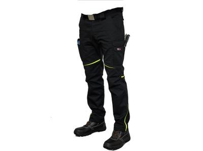 брюки рабочие BHP DuduWork черные Зеленый 50