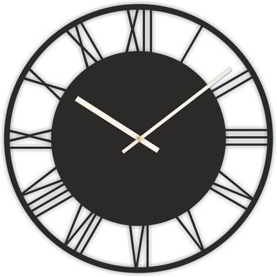 часы instagram римский РЕТРО чердак Черный 50cm w78