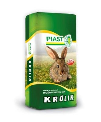 Pasza dla królików KRÓLIK TUCZ 25kg karma