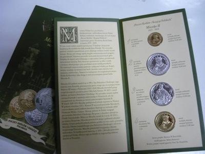 Счет Королей блистер Мешко II 2007г коллекция