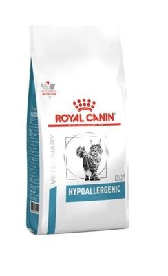 ROYAL CANIN HYPOALERGÉNNE 4,5 KG DR25 PRE KAT