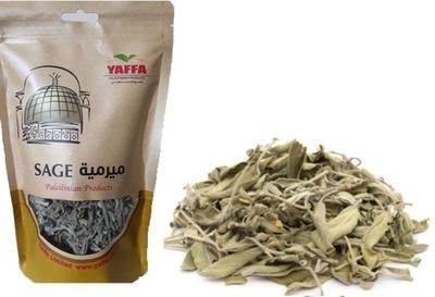 Шалфей сушеный 100 % натуральная - 50g / Dried SAGE