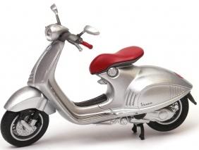 Piaggio Vespa 946 2014 скутер модель 1 :18 Welly