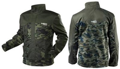 толстовки камуфляж куртка рабочая Neo CAMO 81-211-L года. L