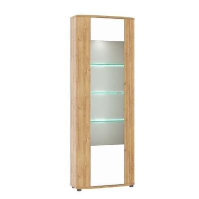 Современная витрина стеллаж полки блеск ??? LED GENT
