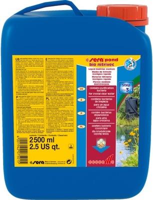 Sera Pond Bio NITRIVEC Čisté Baktérie Vody 2.5 L