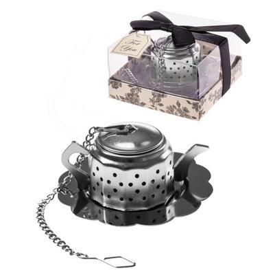 заварка чая ЧАЙНИК в коробке подарок