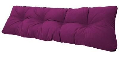 подушка на скамейку садовую качели 120x38 двуустки