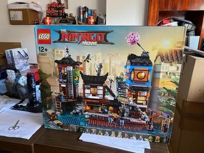 Lego 70657 Ninjago Doki W Miescie Nowe Unikat
