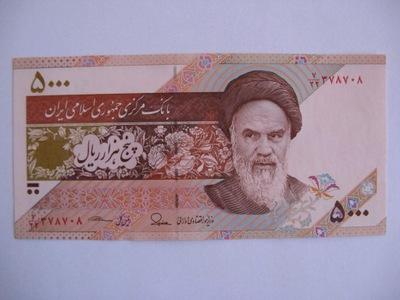Иран - 5000 Rials - 2013 - P152b -  .1