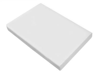List sateen 100% bavlna biela 220x260
