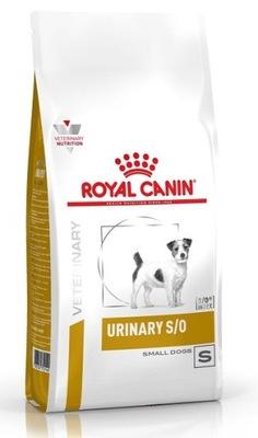 Royal Canin Urinary S/O Small Dog Canine 4 kg