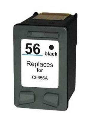 Tusz C6656A (black) nr 56 zamiennik do HP czarny