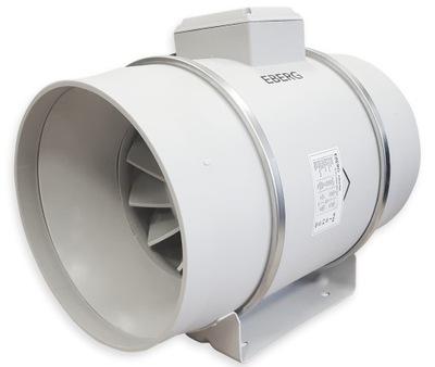 Ventilátor - Kanálový ventilátor EMAX 250/1410 EBERG 1405 m3h