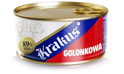 консерва Golonkowa Krakus 300г 6 штук
