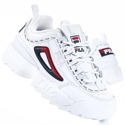 Fila buty czerwone Niska cena na Allegro.pl