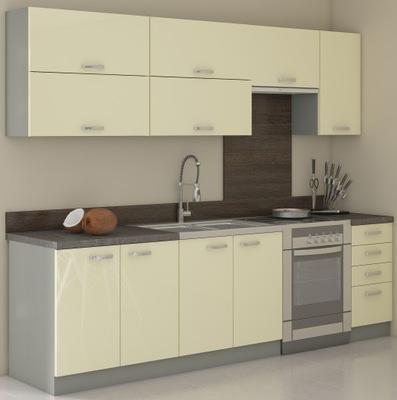 Мебель Кухонные шкафы Кухонные Carmen блеск