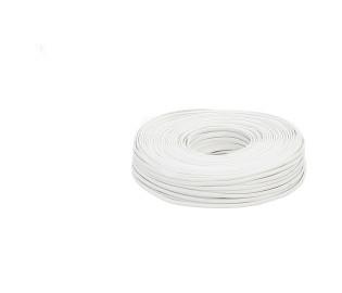 Kábel OHM 2x0,5 guľatý flexibilný kábel (100m