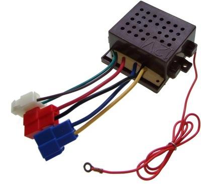 diaľkové ovládanie auta 27 MHz autek 12V