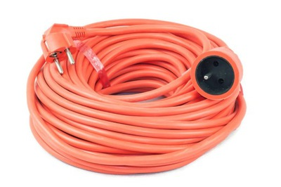 Удлинитель 50м садовый строительный кабель 3x 2 ,5 мм