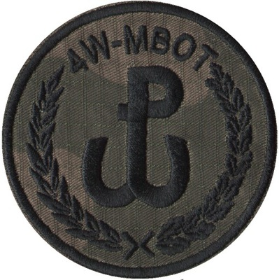 4W-MBOT Признак Половина WOT полоса wz2010 US-21