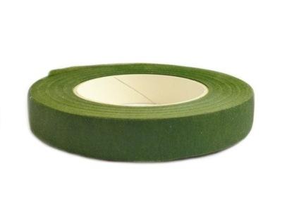 FT003 лента флористика оптовиков? зеленый 27m maskujaca