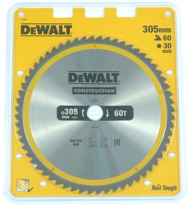 DeWalt DT1960 štít drevo videl 305mm 30 60z
