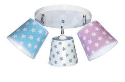 Lampa sufitowa żyrandol dla dzieci 29 wzorów