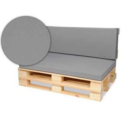 комплект подушек на мебель из поддонов палеты сталь