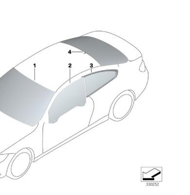 СТЕКЛО ЗАДНЯЯ ЗАДНЕЕ BMW 4 F32