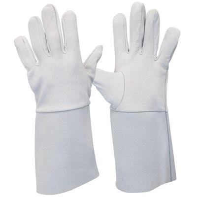 перчатки instagram TIG кожаные козья кожа