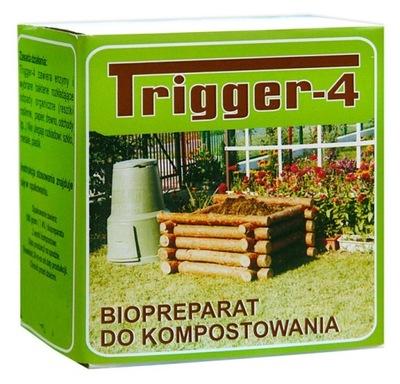 TRIGGER-4 4 штук . Биопрепарат ??? компостирования