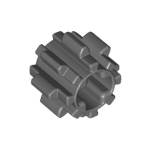 LEGO Technic zębatka mała c.szara 10928 - 1szt