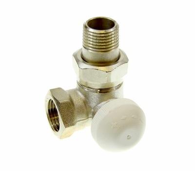 termostatické sprchové Ventil 1/2 triaxis rohu HERZ