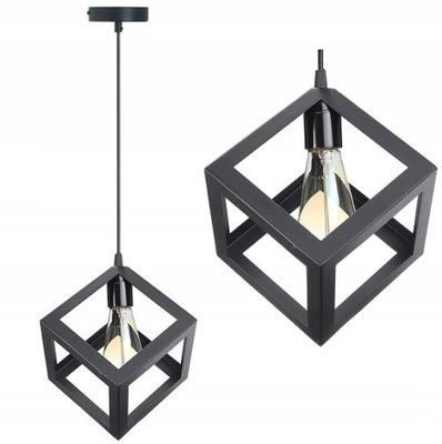 Потолочный СВЕТИЛЬНИК подвесной светильник loft INDUSTRIAL DENVER E27