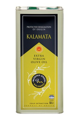 П.D .О. КАЛАМАТА instagram масло оливковое  экстракласс 5Л